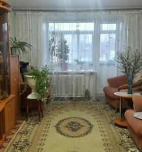 Квартира, 4 комнаты, 78.6 м²