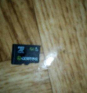 Микро флешка 64 гб