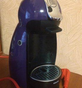 Nescafe dolce gusto кофе машина капсульная