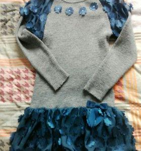 Платье. Рост 128