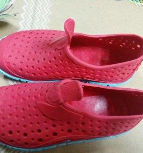 Детская обувь для плавания 23-24