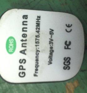 GPS антенна для автомагнитолы