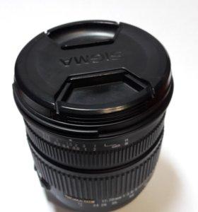Объектив Sigma для Nikon