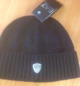 Новая шапка Armani