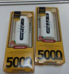 Внешний аккумулятор 5000mah