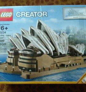 🏆 Lego creator 10234 Sydney Opera