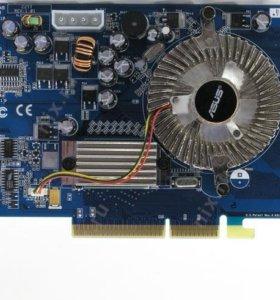 Видеокарта ASUS N6600/TD/128M GF6600 128Mb