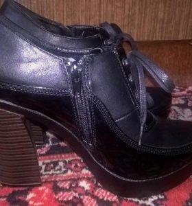 Новые Туфли. Весна Осень