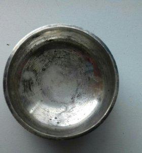 Салонка серебро