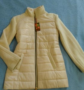Новая осенняя курточка
