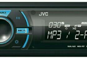 USB ресивер JVC KD X30
