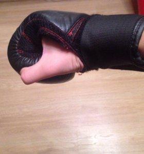 Перчатки рабочие,кожаные