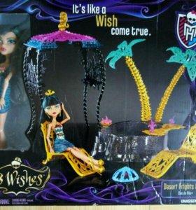 Кукла Monster High Клео Де Нил оригинал