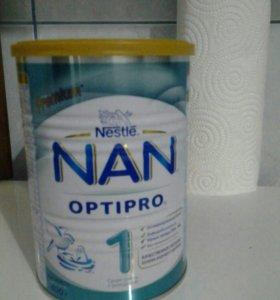 Продам смесь NAN OPTIPRO 1