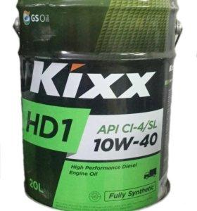 Моторное масло KIXX