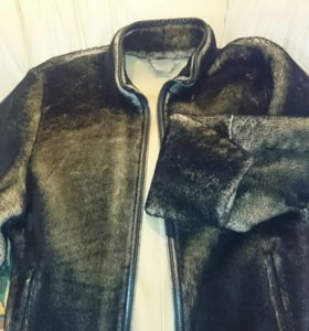 Куртка мужская мутон облегченый