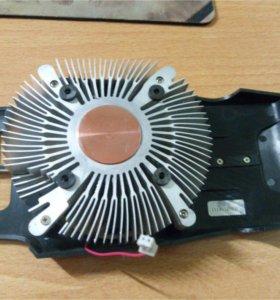 Охлаждение от видеокарты Sapphire Radeon