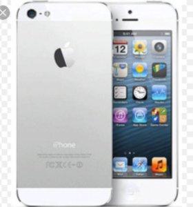 5 айфон 16 белый
