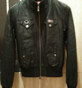 Кожаная куртка Clasic