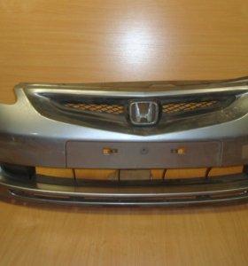 Бампер передний Хонда Джаз Фит гд