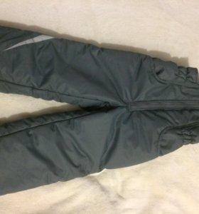 Новый зимний полукомбинезон штаны