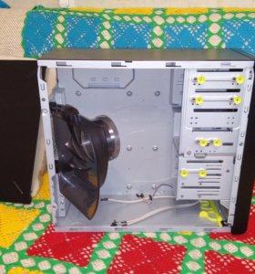 Zotac GeForce GTX 760 AMP Edition + корпус inwin
