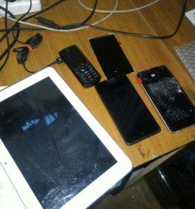 Ремонт телефонов, планшетов