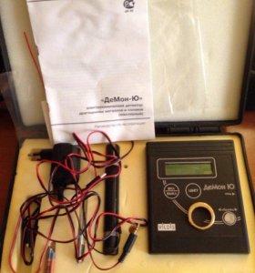 Электрохимический детектор Демон-ю (ювелирный)