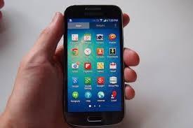 Samsung s4 mini duos dlack