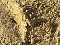 Песок и др.