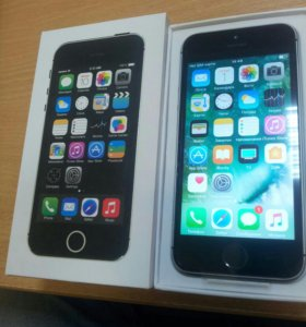 Iphone 5s 16 без отпечаток а