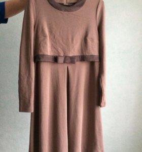 Платье для беременных и кормящих + туника в 🎁