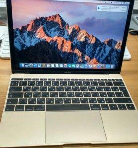 "Apple MacBook 12"" 2017г. (новый-гарантия 2 года)"