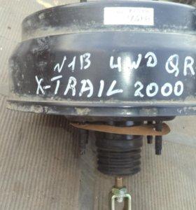 Главный тормозной на Nisan X-Trail 4WD QR-20 NT30.