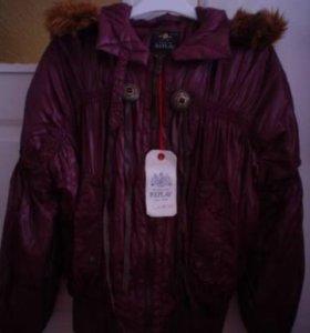 Женские куртки и ветровка Replay Mustang Gas