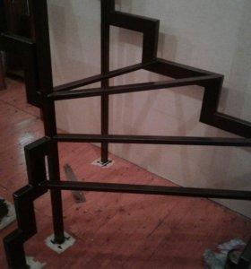 Лестницы металлоконструкции