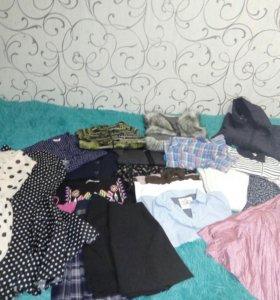 Одежда на девочку.