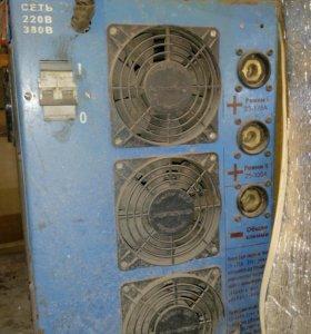 Сварочный аппарат 220-380в.на два поста