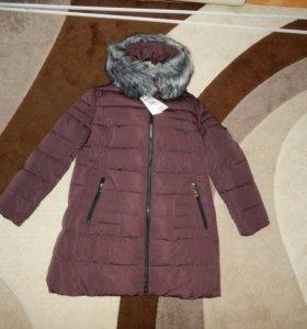 Новая куртка 56