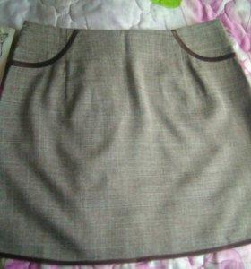 Новая юбка р.44