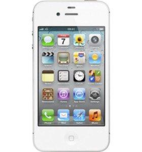 Apple iPhone 4S 64Gb White (Белый)