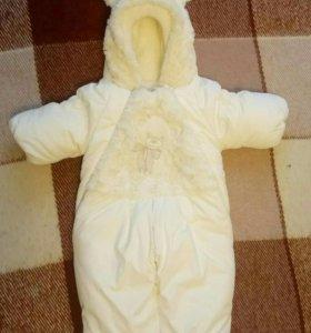 Комбинезон для новорождённого
