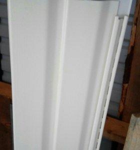 панели ,цвет ваниль остаток 12шт ,дл 3.60метра