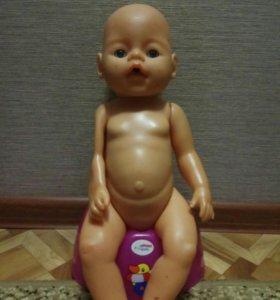 Кукла Бэйби-Бон с горшком