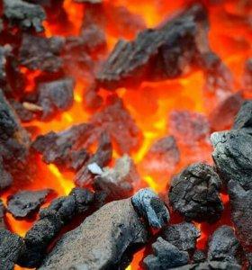 Каменный уголь 30-70 в мешках 30 кг (дпко, дом)