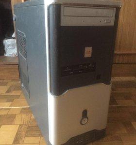 Компьютер 2 ядра intel Core 2 Duo E6550,2Гб,160Гб