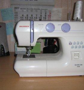 Швейная машинка в идеальном состоянии