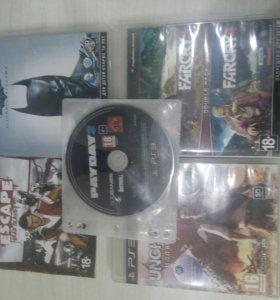 PlayStation 3 superslim с играми