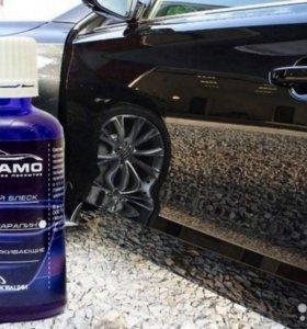 Автомобильное нано керамическое покрытие