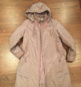 Пальто женское/пуховик/куртка